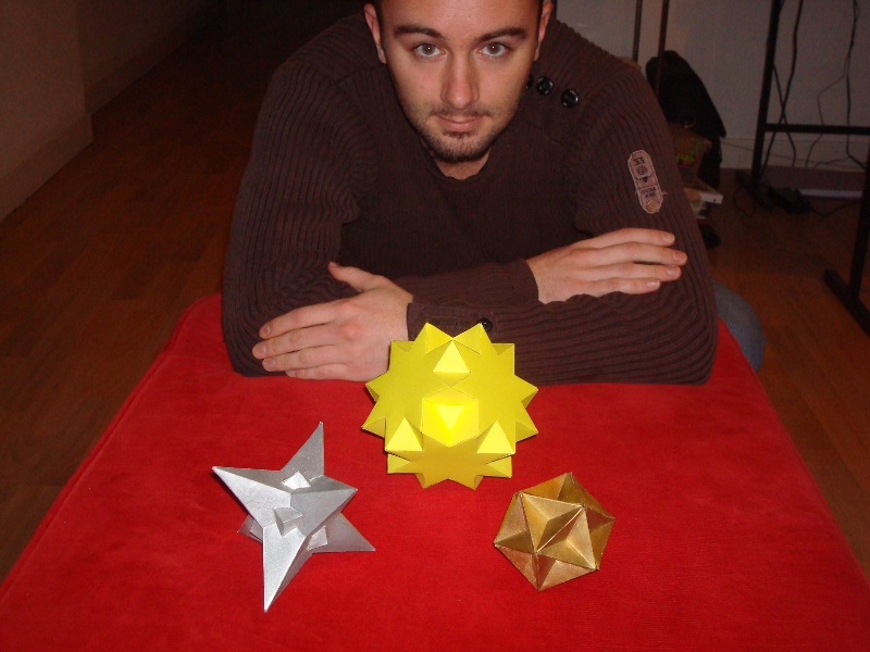 Me and polyhedra